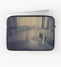 Love heart on table - Hasselblad 500cm hand made darkroom color print Laptop Sleeve
