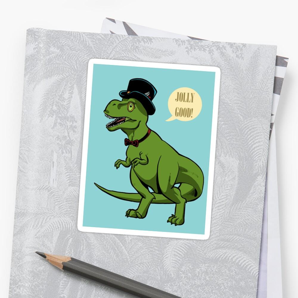 Jolly Good! Sticker