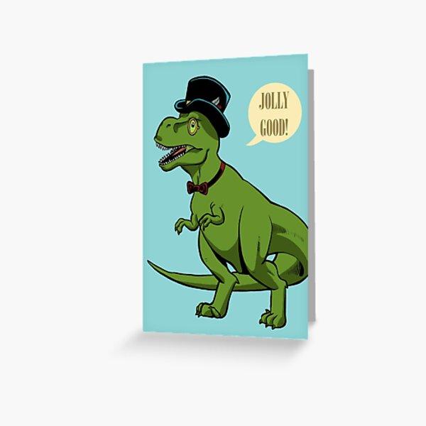 Jolly Good! Greeting Card