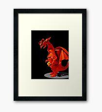 Grand Dragon Framed Print