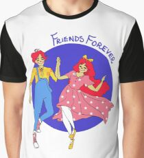 Friends Forever Graphic T-Shirt