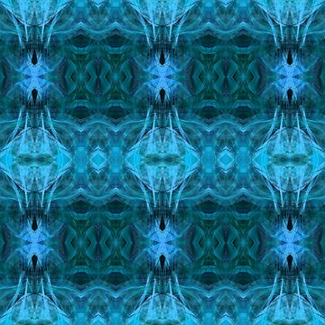 Kindred Spirits Esoteric Abstract Decor by redwindy