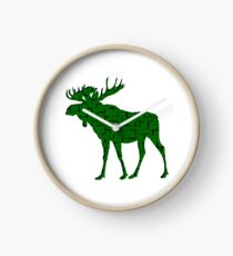 The Great Moose Clock