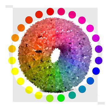 The Color Wheel by beejayem