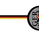 My Heritage..German Eagle Crest by edsimoneit