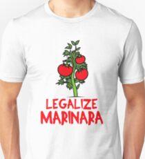 Legalize Marinara !  Unisex T-Shirt