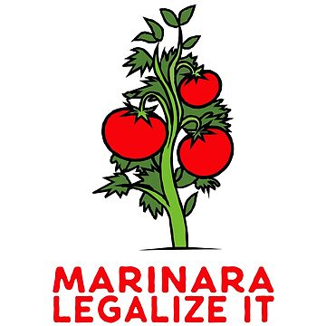 Marinara Legalize It - Funny Legalize Marijuana Parody by Sleazoid