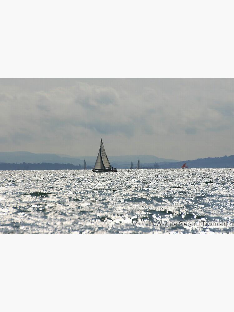 West Sussex Coast by redmoondragon
