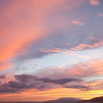 Kihei Sunset, Maui by srwdesign