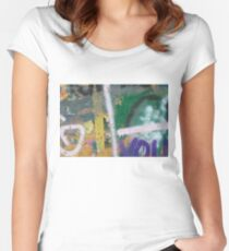 YOU Women's Fitted Scoop T-Shirt