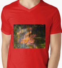 Languid Mens V-Neck T-Shirt