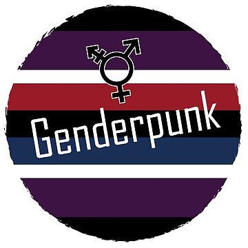 Genderpunk by xanaugust