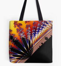 Abstract Psychedlic Tote Bag