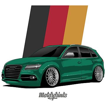 Sport Q5 (green) by MotorPrints
