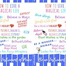 How to Live a Magical Life by Robin Hackett
