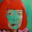 Kusama by Carrie Smith Kilgore