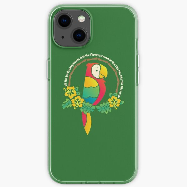Tiki Room of Enchantment iPhone Soft Case