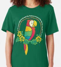 Tiki Room of Enchantment Slim Fit T-Shirt
