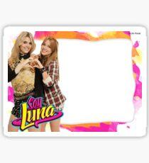 Soy Luna - Jim & Yam Sticker