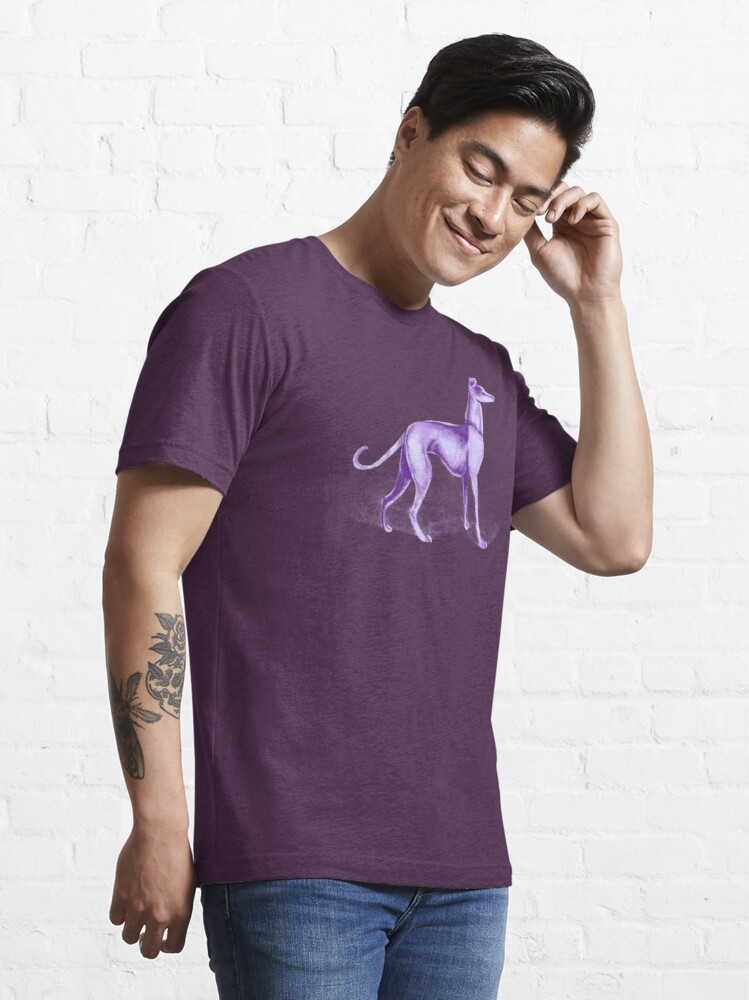 Alternate view of That One Purple Dog Shirt (Wordless) Essential T-Shirt