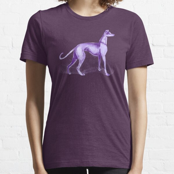 That One Purple Dog Shirt (Wordless) Essential T-Shirt