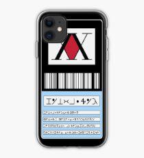Jäger x Jäger Lizenz iPhone-Hülle & Cover