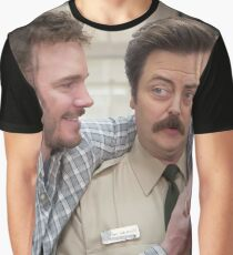 Parks and Rec Graphic T-Shirt