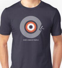 Vinyl Kind Of People Unisex T-Shirt