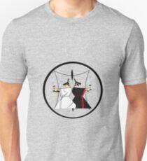 Good Vs. Evil (Samurai Jack) Unisex T-Shirt