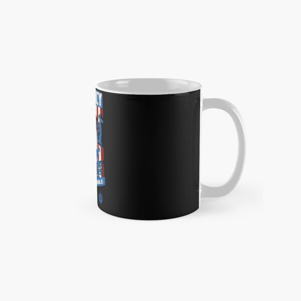 Democracy is non-negotiable Classic Mug
