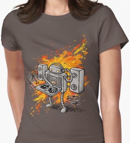Robot DJ is in the House! T-Shirt