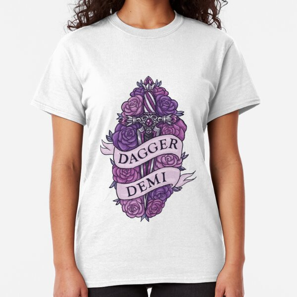 DAGGER DEMI Classic T-Shirt