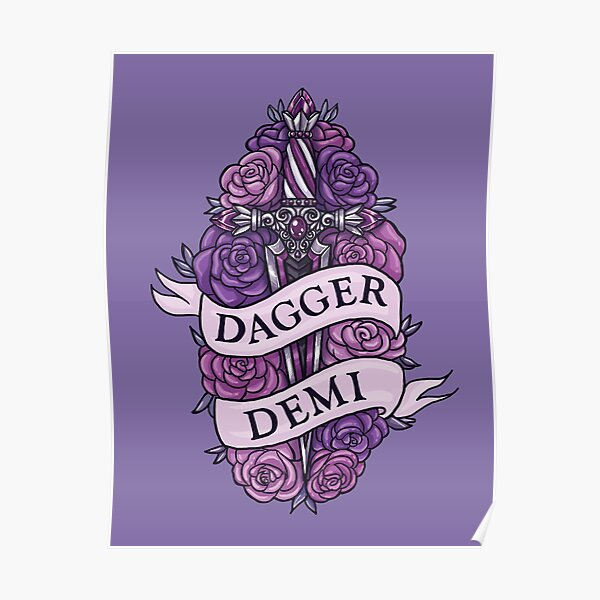 DAGGER DEMI Poster