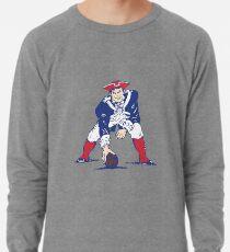 NE Patriots- Retro Lightweight Sweatshirt