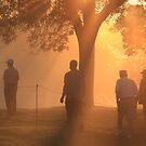 Sunrise at Hazeltine by Kate Purdy