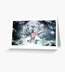 The Neverending Dreamer Greeting Card