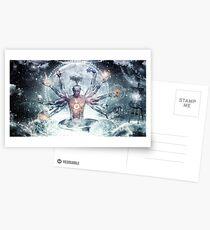 The Neverending Dreamer Postcards