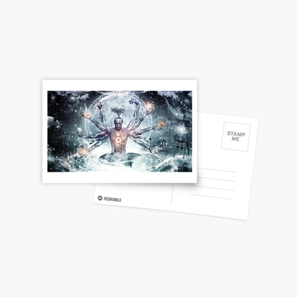 The Neverending Dreamer Postcard