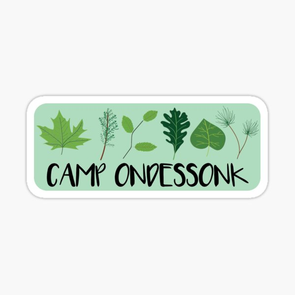 Leaves of Ondessonk Sticker