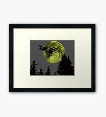 ET Freestyle - Mashup Framed Print