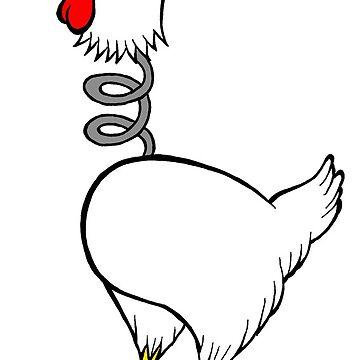Spring Chicken by bgilbert