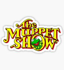 The Muppet Show Stickers | Redbubble