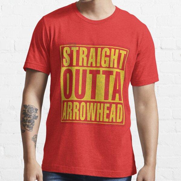 Straight Outta Arrowhead Essential T-Shirt