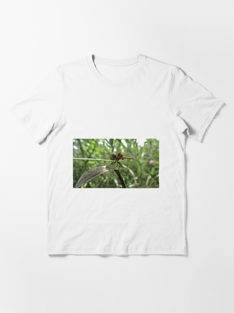 Alternate view of The magic smile of the dragonfly Essential T-Shirt
