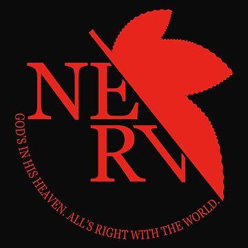 NERV by boxsmash