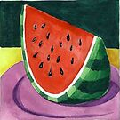 Watermelon by Sandy Taylor