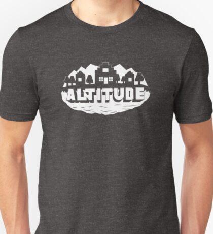 Altitude Logo (White) T-Shirt