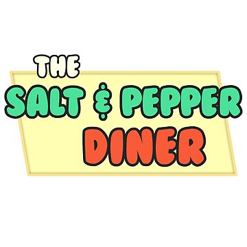The Salt and Pepper Diner by WadeEvansMusic