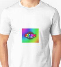 Speedkore 4 Kidz (Background) Unisex T-Shirt