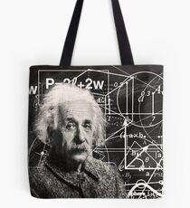 Bolsa de tela Albert Einstein